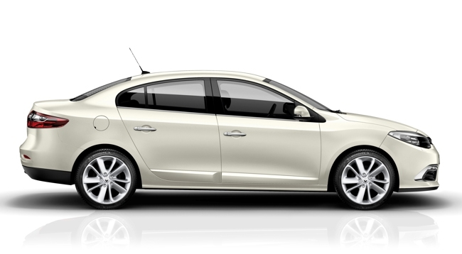 Renault Fluence 2013 04