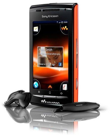 Sony Ericsson W8, Walkman y Android se conocen