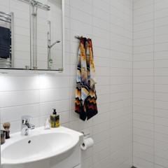 Foto 1 de 12 de la galería puertas-abiertas-un-apartamento-de-38-metros-cuadrados-de-inspiracion-escandinava en Decoesfera