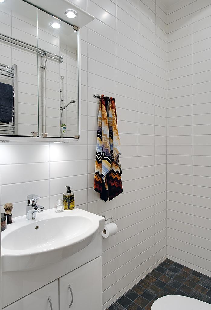 Foto de Puertas abiertas: un apartamento de 38 metros cuadrados de inspiración escandinava (1/12)