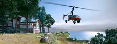 El primer coche volador ya se vende en España, aunque sólo está al alcance de unos pocos