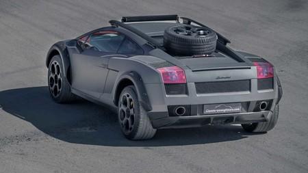 Lamborghini Gallardo Todoterreno 3