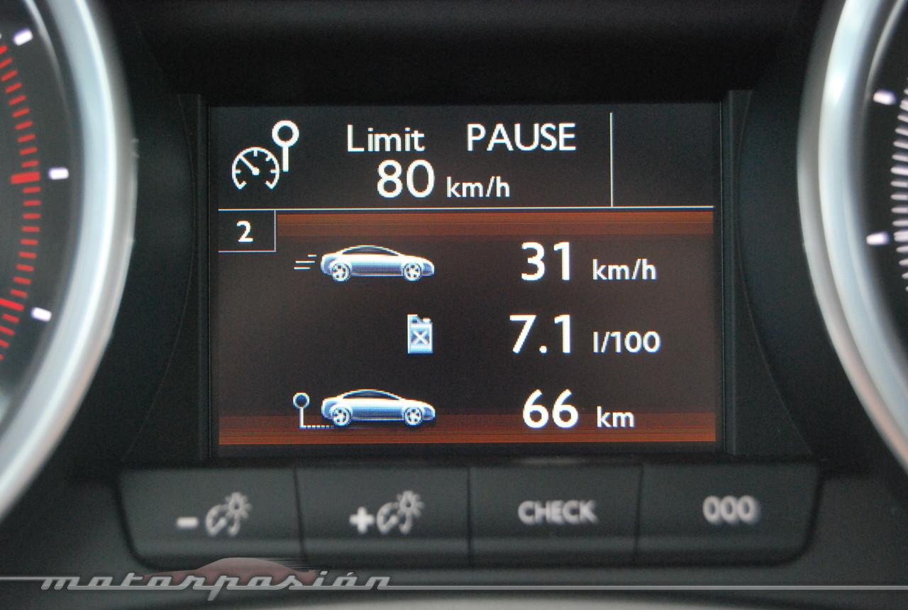 Foto de Peugeot 508 y 508 SW (presentación) (66/118)