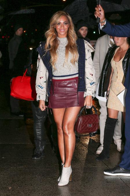 Beyonce Botas