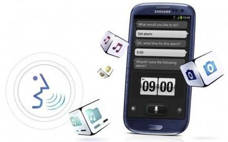S Voice Drive de Samsung Galaxy S4, el futuro rival de Siri Eyes Free