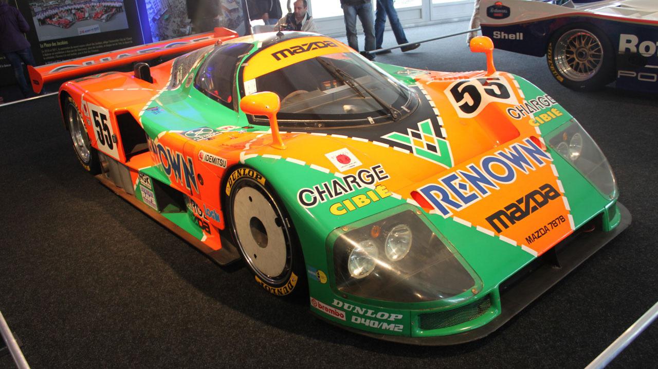 Foto de 24 horas de Le Mans 2013 - 10 coches de leyenda (19/140)