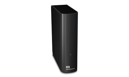 Para los que  necesitan muchos TB extra, Amazon tiene hoy el WD Elements Desktop con 12 TB a su precio más bajo hasta la fecha, por 228,89 euros