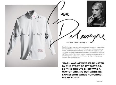 Siete Artistas Reinventaran La Iconica Y Elegante Camisa Blanca En Honor A Karl Lagerfeld 03
