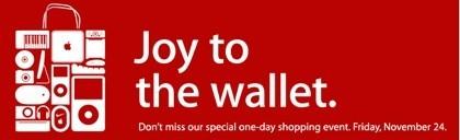 Descuentos especiales en las tiendas Apple, sólo durante este viernes 24