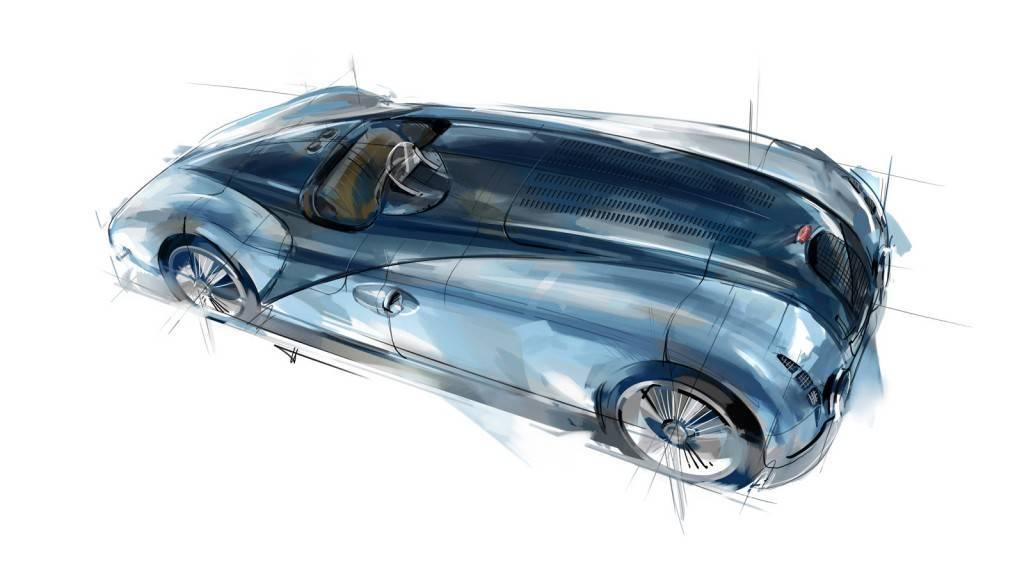 Bugatti Veyron Legend Jean-Pierre Wimille