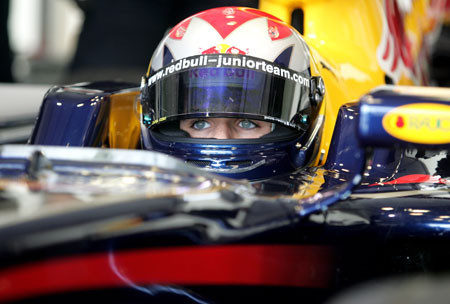Alguersuari bate un record de precocidad en la F1