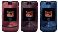 Motorola V3im compatible con iTunes