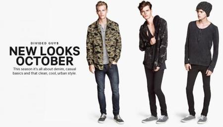 Los looks de H&M Divided para Octubre: triunfa lo casual y urbano