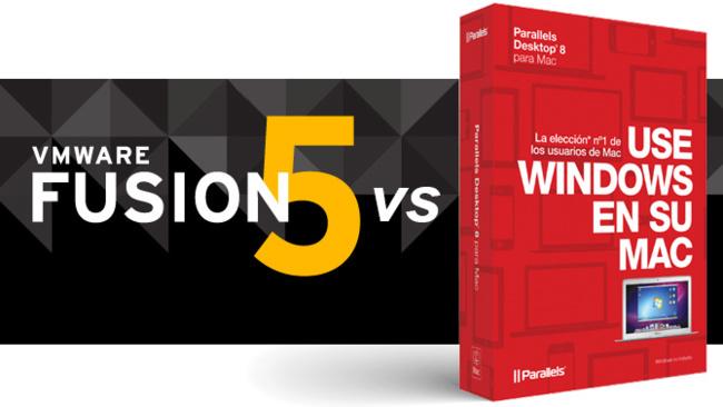 Parallels 8 vs VMware Fusion 5