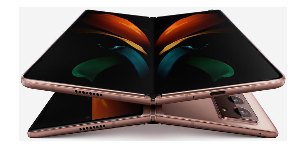Samsung Galaxy Z Fold 2: el plegable de Samsung se renueva con pantallas más grandes y conectividad 5G