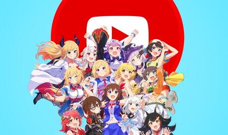 Vtubers, avatares virtuales que ganan miles de euros en donaciones en YouTube y que se han convertido en una industria en Japón
