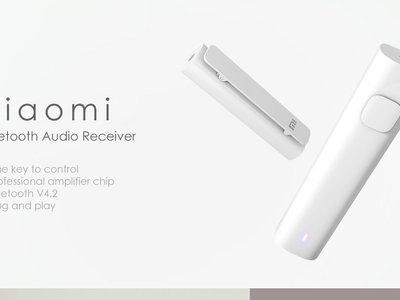 Por 10,99 euros puedes dotar a tus auriculares de conectividad Bluetooth con este Xiaomi Audio Receiver