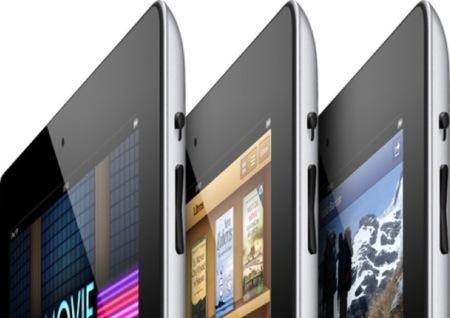 Apple presenta una puesta a punto del iPad con pantalla retina