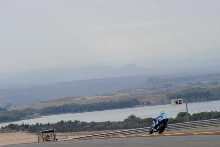 Vista general del Motorland Aragón