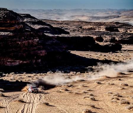 Fernando Alonso Dakar 2020