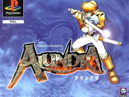 Una de cal y otra de arena: hace unos días llegó 'Alundra' a los clásicos de PSone en Playstation Network... pero ¡en inglés!