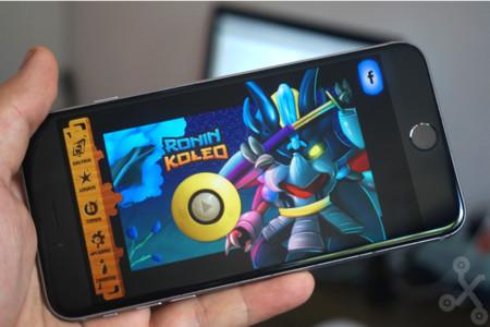 Ronin Koleo, así es el nuevo juego para iOS del estudio independiente mexicano Golden Pie Studio
