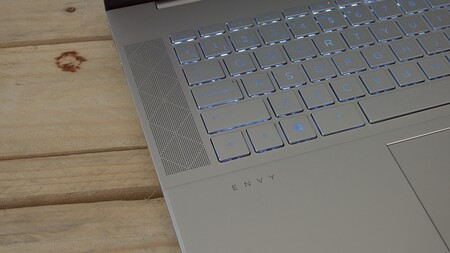 Hp Envy 15 Review Analisis Xataka Retroiluminacion Teclado