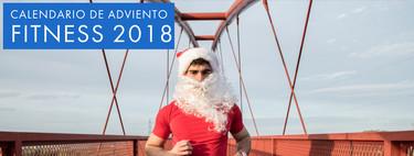 Calendario de adviento fitness 2018: un ejercicio con tu peso corporal para cada día hasta Navidad