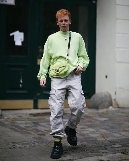 El Mejor Street Style De La Semana Fashion Week Berlin Trendencias Hombre 02