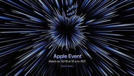 """Apple nos mostrará algo """"desatado"""" en un evento el próximo lunes 18 de octubre"""