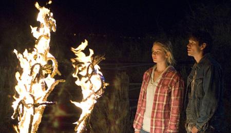 'Lejos de la tierra quemada', drama contemplativo