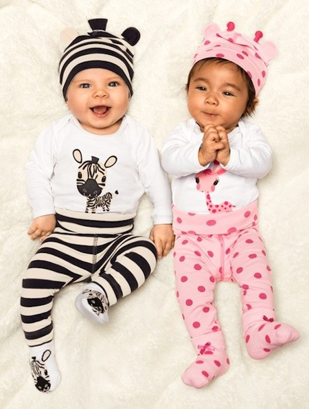 Regalos fashion de Reyes Magos para niños y embarazadas