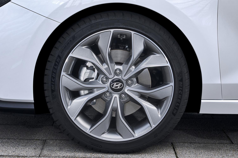 Foto de Hyundai i30 Fastback N-Line (19/23)