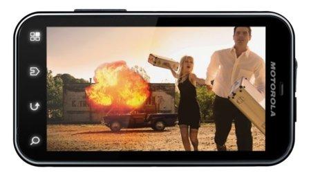 El Motorola Defy+ ya se hace fuerte en España