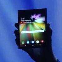 Samsung revela en privado nuevos detalles sobre su smartphone plegable: no se doblará por completo y no será barato