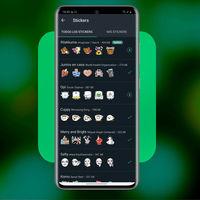 Stickers en WhatsApp: cómo descargarlos para añadirlos a tu colección