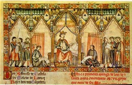 Alfonso X el Sabio, el Rey de la Cultura (I)