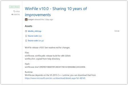 File Manager Windows 10 0 10 Years Improvements