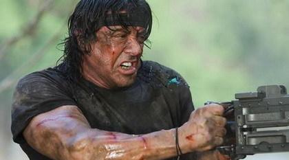 Stallone amenaza con 'Rambo 5'