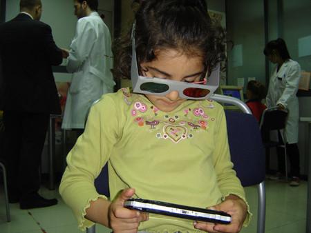 """El uso de PSP ayuda en la lucha contra la ambliopatía u """"ojo vago"""""""