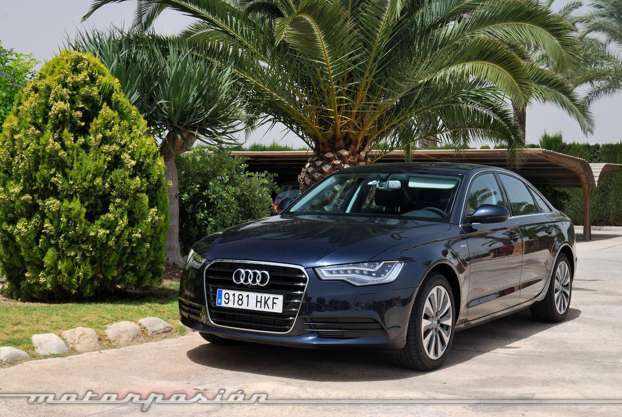 Foto de Audi A6 hybrid (prueba) (91/120)