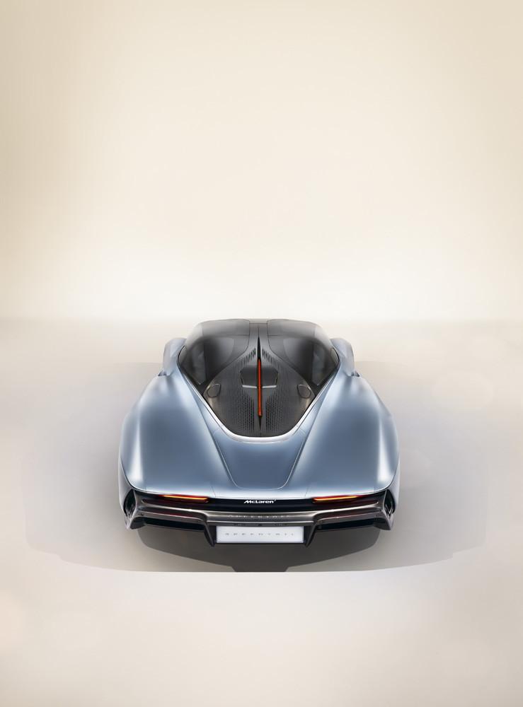 Foto de McLaren Speedtail (16/18)