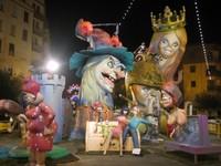 Valencia en Fallas: los monumentos y el fuego