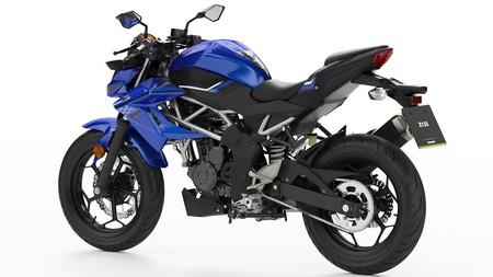 Kawasaki Z125 2019 008