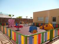 Cómo se consigue que los parques infantiles sean seguros