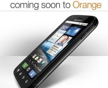 Motorola Atrix muestra sus precios y fechas de disponibilidad con Orange en Reino Unido