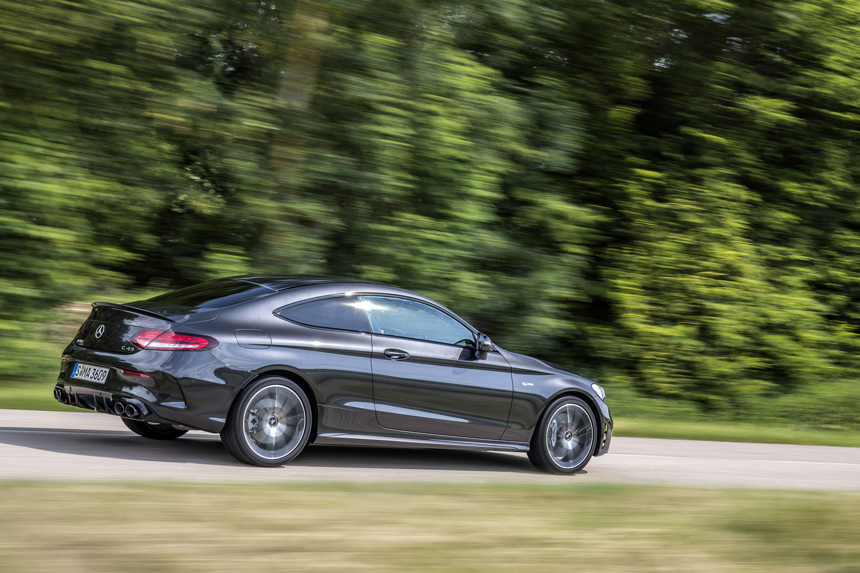Foto de Mercedes-Benz Clase C 2018, toma de contacto (157/255)