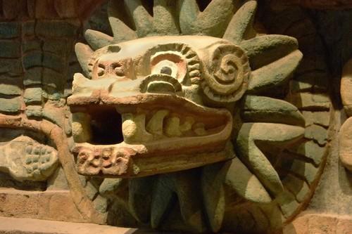Quetzalcóatl es mucho más que una serpiente emplumada, es el rey del pop entre los dioses prehispánicos de México