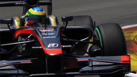 GP de Europa 2010: Carrera movida para Hispania Racing Team