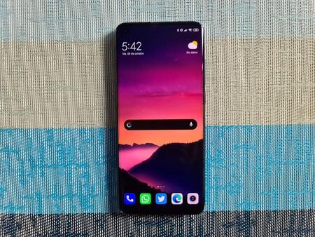 Pantalla Xiaomi Mi 10 Primeras Impresiones México